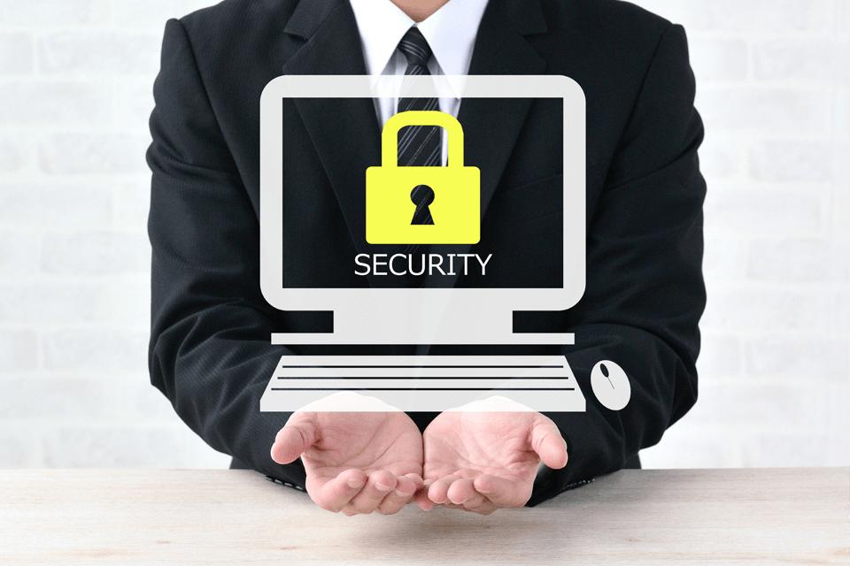 総務で簡単にできるセキュリティ対策
