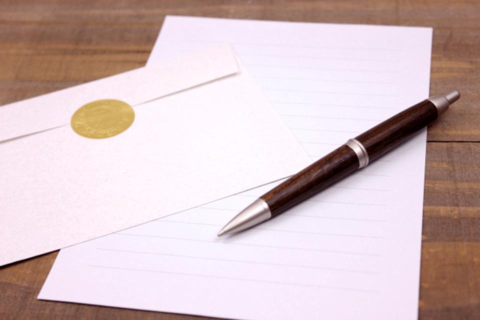 封筒で案内状を送るときのマナー